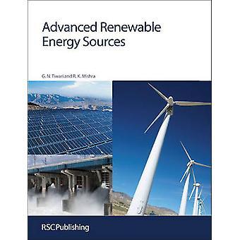 Geavanceerde hernieuwbare energiebronnen door Gopal Nath Tiwari - Rajeev Kumar