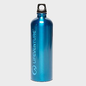 Nieuwe Lifeventure 1Lt hydratatie water fles blauw