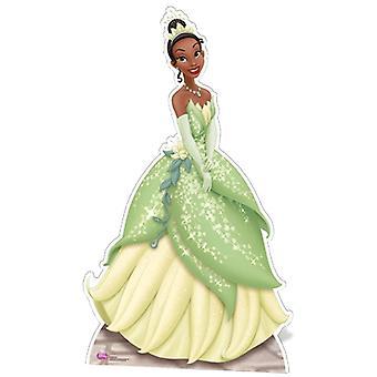 Recorte de papelão princesa Tiana Disney / cartaz