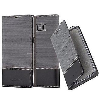 Cadorabo tapauksessa Samsung Galaxy S8 PLUS tapauksessa tapauksessa kansi - puhelimen tapauksessa magneettinen lukko, seistä toiminto ja korttiosasto - Kotelo cover suojakotelo tapauksessa kirja taitto tyyli