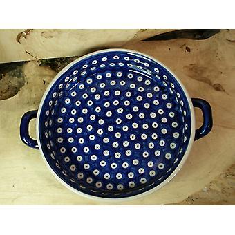 Bakervarer parabol ø 24 cm, høyde 5 cm, 2. valg, tradisjon 5, BSN 22820