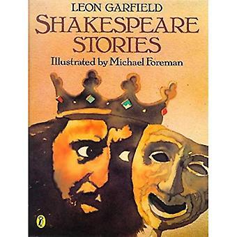 Shakespeare historier