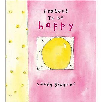 Grunner til å være lykkelig