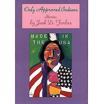 Nur zugelassene Indianer: Geschichten, Bd. 12