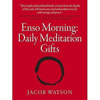 ENSO voormiddag: Dagelijkse meditatie geschenken