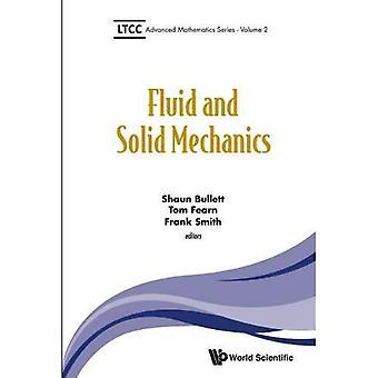 Vloeibare en vaste mechanica: 2 (LTCC geavanceerde wiskunde serie)