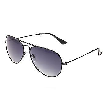 Bertha Brooke polarisierte Sonnenbrille - schwarz/schwarz