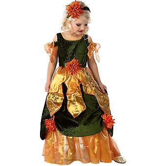 Costume enfant princesse des forêts