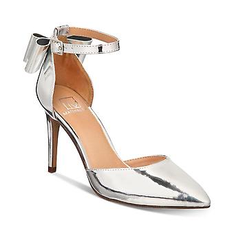 Material Girl Womens Pamer Pointed Toe Ankle Strap Classic Pumps