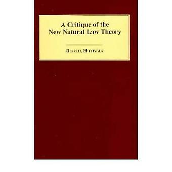 Critique of the New Natural Law Theory by Hittinger & Russell