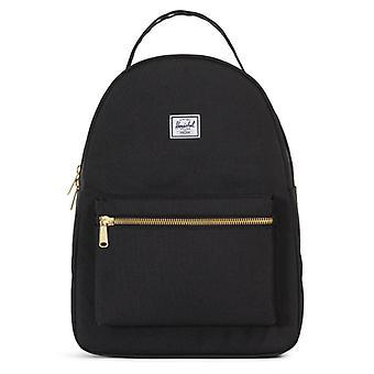 Herschel Supply Co. Black Nova Mid-Volume Backpack