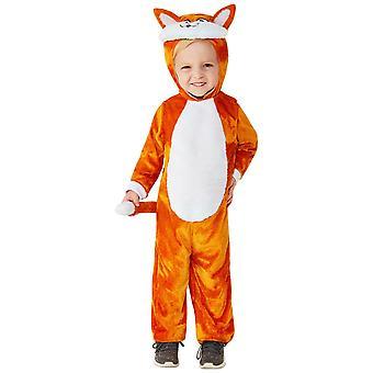 Puku vauvan unisex Carnival eläin puku jumpsuit kissa Fox Fox