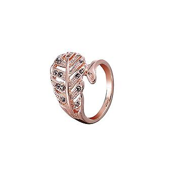 Fable Womens/Ladies Leafy Ring