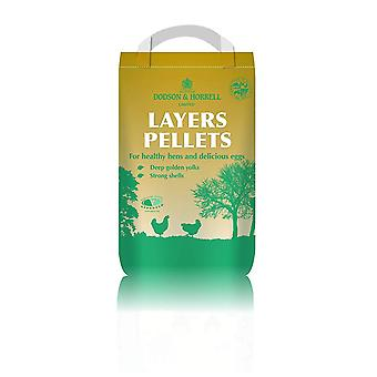 Dodson & Horrell Layers Pellets Poultry Feed