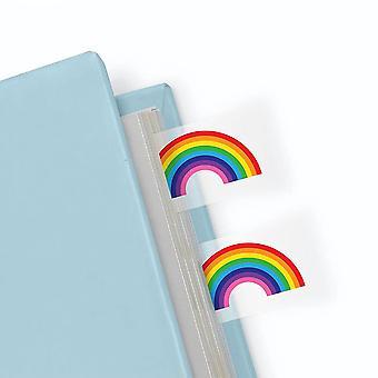 Rainbow Page Marker Set
