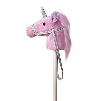 Giddy Up Fantasy Unicorn Hobby Horse with Sound