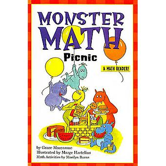 Monster Math Picnic by Grace Maccarone - Marge Hartelius - Marilyn Bu