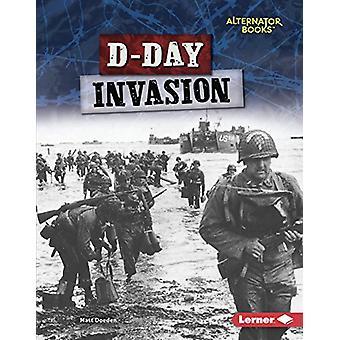 D-Day Invasion by Matt Doeden - 9781512486407 Book