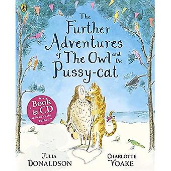 Les aventures de the Owl and the Pussy-cat (livre & CD)