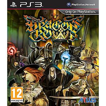 Dragon's Crown PS3 Game