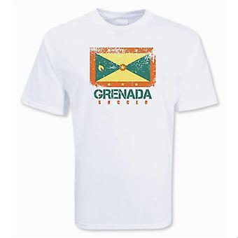 Гренада футбол футболку