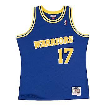 Mitchell & Ness Nba Golden State Warriors Chris Mullin 1993-94 Swingman Jersey