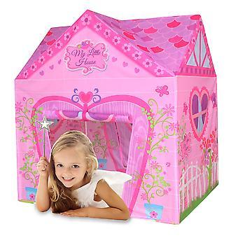 Charles Bentley mijn kleine huis te spelen tent meisjes Pink Playhouse kinderen tent den