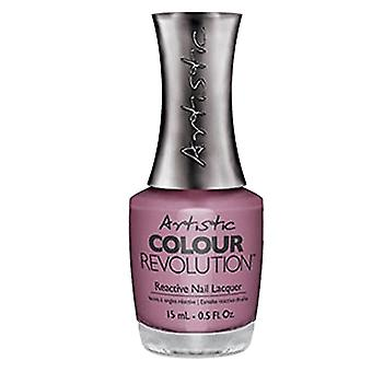 Artistic Colour Revolution Professional Reactive Hybrid Nail Lacquers - Thats My Tone 15ml (2303266)