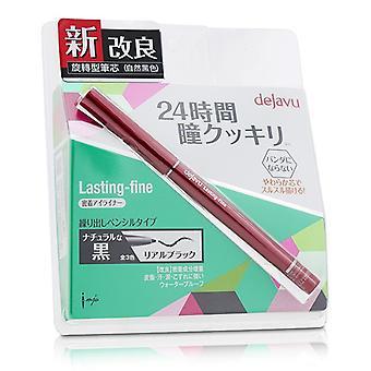 Trvalá jemná tužka Eyeliner-reálná černá 0,15 g/0.005 oz