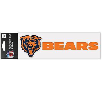 Wincraft Sticker 8x25cm - NFL Chicago Bears