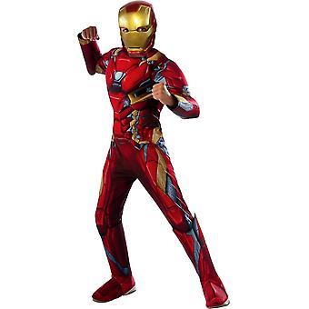 Irom Man Civil War Costume