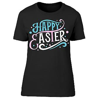 Happy Easter Graphic Tee Women's -Image by Shutterstock