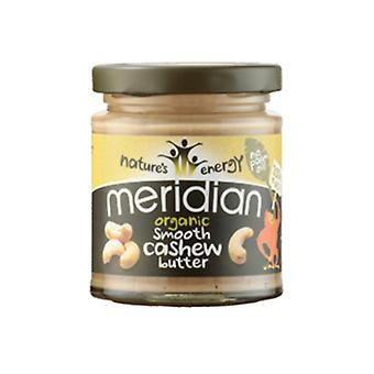 Meridian Organic Smooth Cashew Butter No Palm Oil