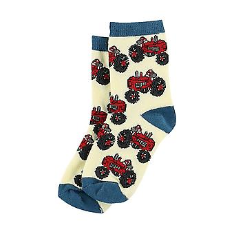 LazyOne Childrens/Kids Tractor Socks