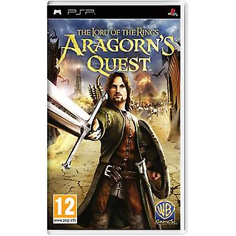 Lord of the Rings Aragorns Quest (Sony PSP) - Nouveau