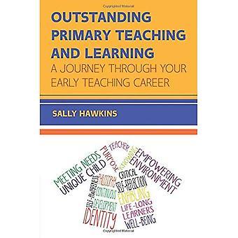 Enseignement primaire et l'apprentissage exceptionnel: un voyage à travers votre carrière d'enseignant au début