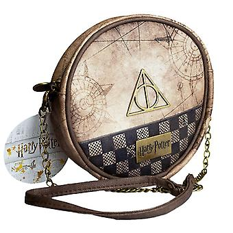 Harry Potter, the Deathly Hallows-round shoulder bag