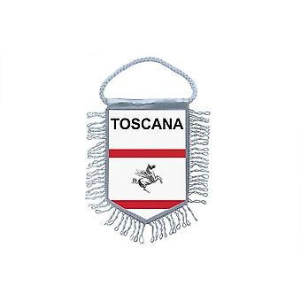 Sinalizar mini bandeira país carro decoração Toscana toscana Toscana Itália Toscana