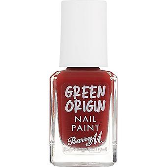 Barry M Green Origin Nail Polish Collection - Red Sea (GONP1)