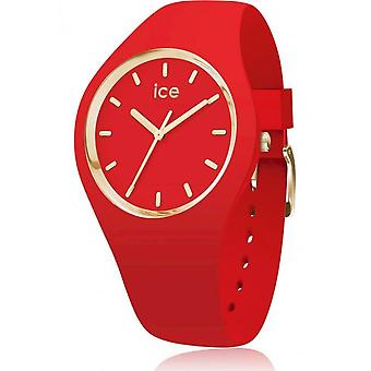 Ice Watch - Armbanduhr - Unisex - ICE glam colour - Red - Small - 3H - 016263