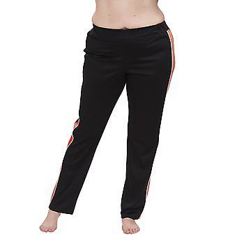 Rosch 1194649-11741 Women's Curve Jet Black Lounge Pant