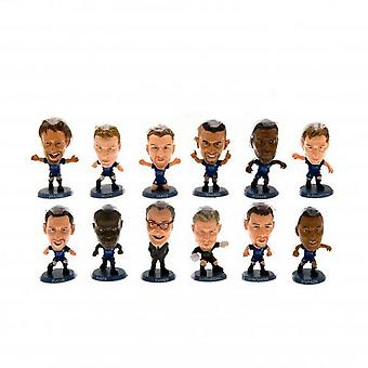 Leicester City FC SoccerStarz Premier League Gewinner Team Pack