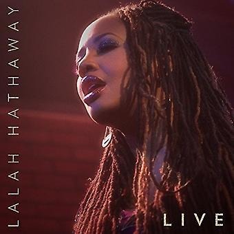 Lalah Hathaway - Lalah Hathaway Live [CD] USA import