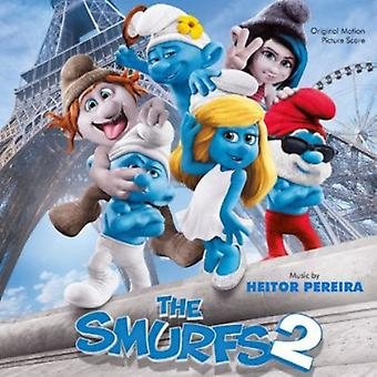 Various Artists - The  Smurfs 2 [Original Motion Picture Score] [CD] USA import