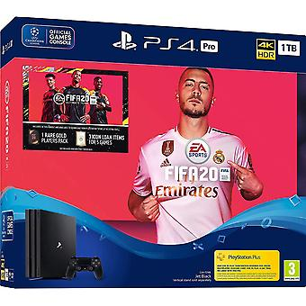 PlayStation 4 PRO-console-1TB FIFA 20 PS4 (UK Stock)