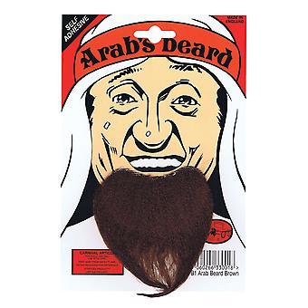 Bristol Novelty Fake Arabian Goatee Beard