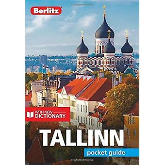 Berlitz Pocket Guide Tallinn Travel Guide with Dictionary