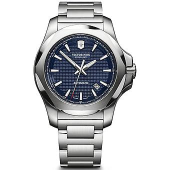 Victorinox Stainless Stainless Steel Automatic Analog Men's Watch with Stainless Steel Bracelet V241835