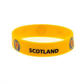 Scotland FA Official Silicone Wristband