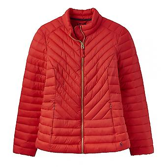 Joules Joules Elodie Womens Chevron Quilted Jacket S/S 19